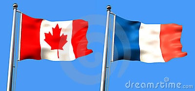 Difference Between Canadian French and French of France?