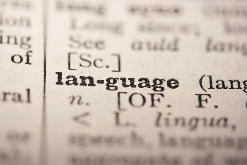 interpreters working languages