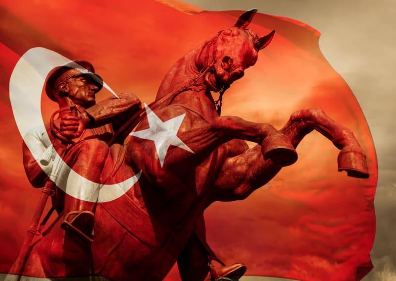 rise of turkish