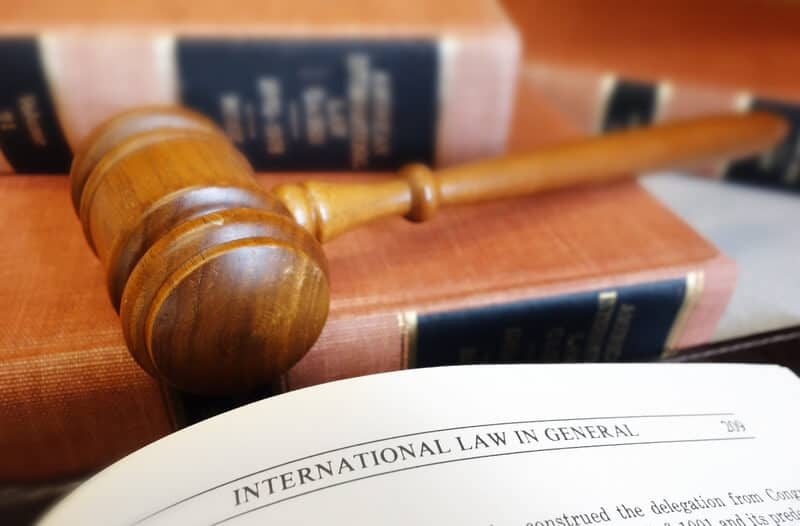 Conference Interpreter for International Arbitration